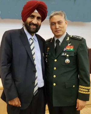 Changing 'balance of power' in the Asia pacific region and India-Korea strategic cooperation Lakhvinder Singh, Geo Strategist and Chairman of India-Korea Business & Policy Forum