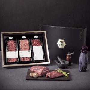 Agricultural corporation Yeonhwa offers premium Korean beef at good price